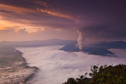 Sunrise @ Mount Bromo by ©Helminadia Ranford