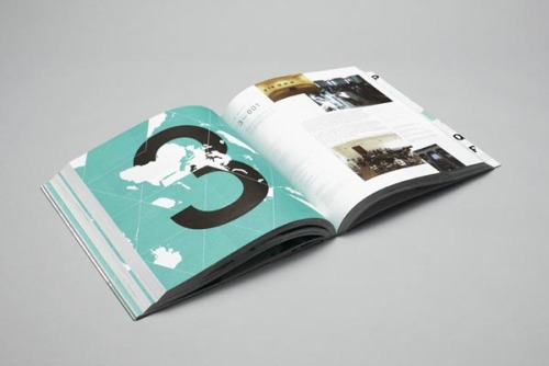 "Art Spaces Directory Graphic design and editorial design by multidisciplinary design studio NR2154.  ""Design of an international guide to the spaces in which contemporary art is created, published in conjunction with the New Museum's 2012 triennial, The Ungovernables. The design was chosen as the winning submission in a competition held by the New Museum.""  via: WE AND THE COLORFacebook // Twitter // Google+ // Pinterest"