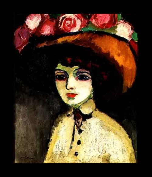 Woman of Montmartre by Kees van Dongen