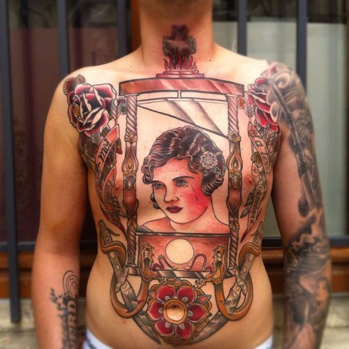 tattoome:  Mikael de Poissy