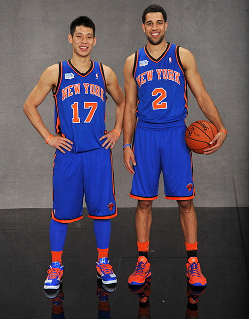 "Have we seen the last of both Jeremy Lin & Landry Fields in Knicks unis?  Well, it was fun while it lasted. Landry Fields, a restricted FA, has signed an offer sheet that, even if you love the Stanford product, is probably foolish for the Knickerbockers to match, especially considering the make up of the roster, their existing needs, plus the money already committed to their own ""Big 3"".   Meanwhile, ESPN is reporting that Jeremy Lin is scheduled to meet with the Houston Rockets on Wednesday. If Lin were to sign an offer from Houston, it would put the NYK in an awfully tough spot. Do they match it & commit themselves to terms that may take them beyond the realm of good basketball business? Maybe not. Houston has already shown they are not shy in making expensive, difficult to match offers to other club's restricted FA's(see Omer Asik & the Bulls). Would they really give Lin a 5 year/$40+ million deal based off a half season of great play?   Knicks Knation won't sleep very well until they get an answer."