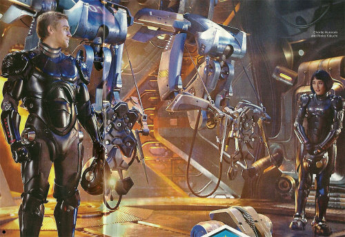 First Look: 'Pacific Rim' | /Film, EW, STYD