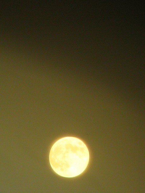 Full moon on Flickr.