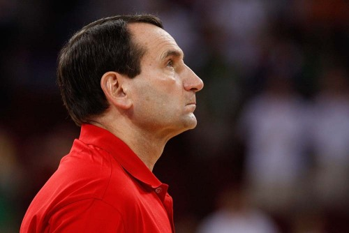 Coach Krzyzewski — Far be it from us to tell a man how to do his job (let alone one with an Olympic gold meal and four NCAA titles) but hell, we'll give it a shot. After all, it's the day before the Fourth of July and everyone's already gone. After reviewing your shortlisted roster for the USA Olympic Basketball team, we have two suggestions for you and your staff.