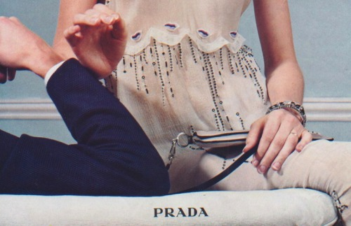 rifles:  Prada SS00 - Sierra Huismann and Matheo Renoir - Robert Wyatt