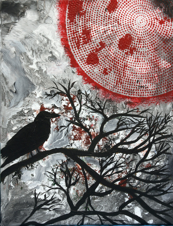 Maura Satchell. Blood Moon.