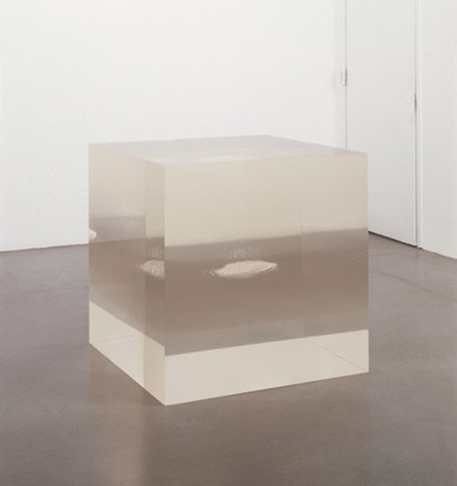 crematorie:  Anish Kapoor Space As An Object, 2001.