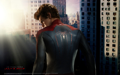 theamazingspider-man:  Now Playing