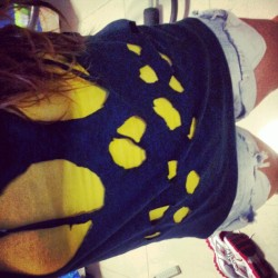 #t-shirt #tumblr #black #me  (Tomada con Instagram)