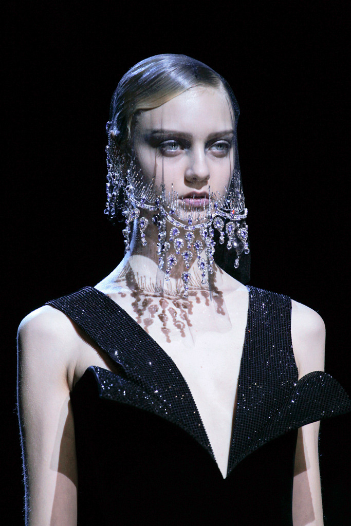 Armani Prive Couture Fall/Winter 2012