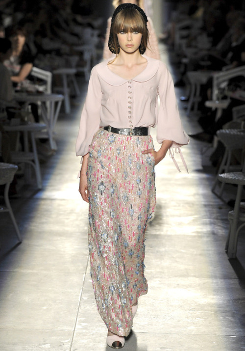 CHANEL COUTURE AW 12,13