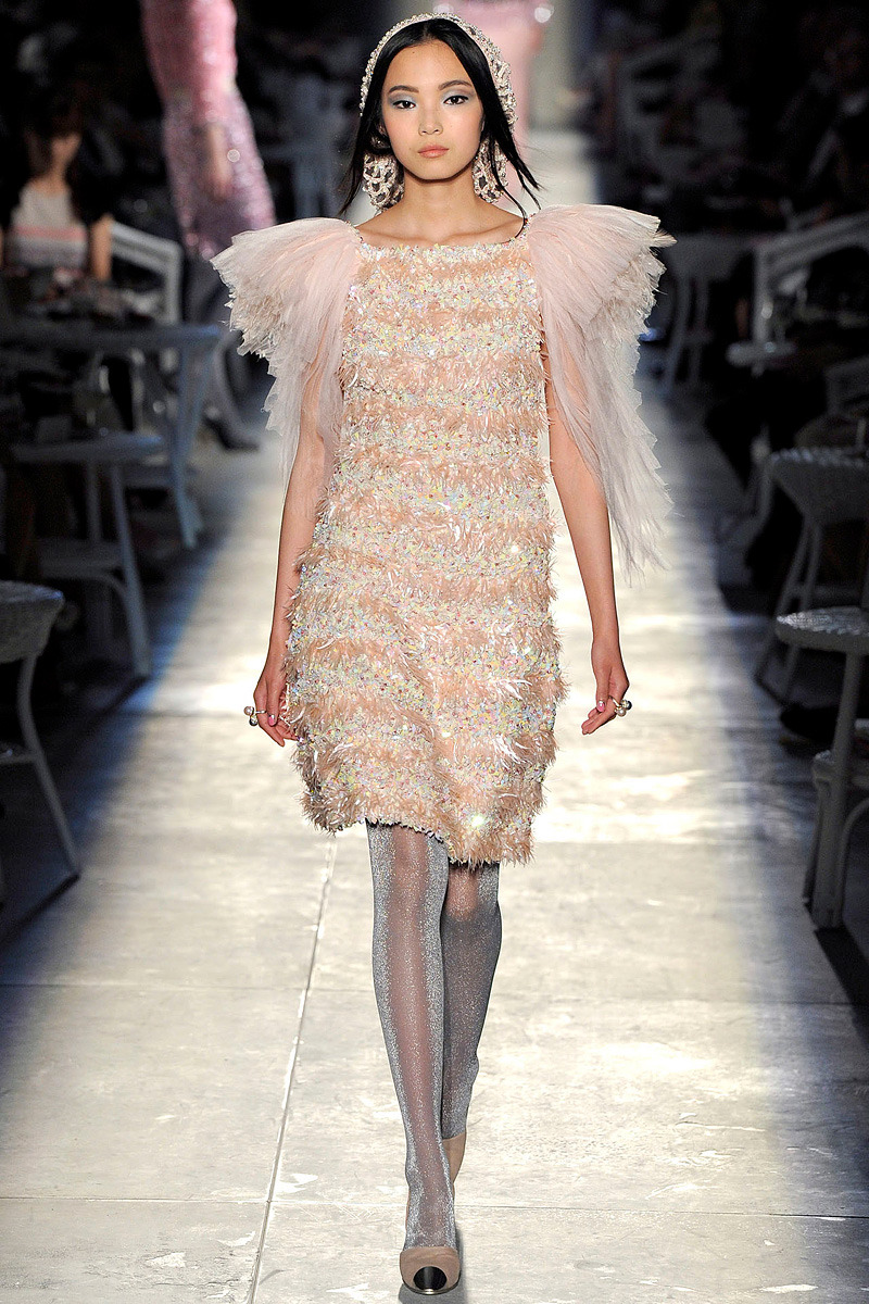 Chanel Alta Costura Otoño 2012 ….. Chanel Haute Couture Fall 2012