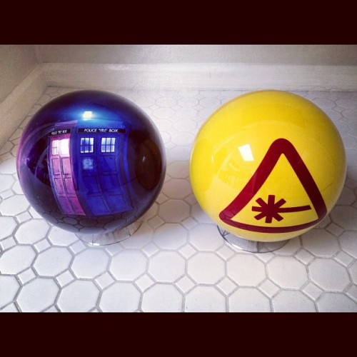 I have the two greatest balls in the world now. #AwwwwYeah  #ASB (Taken with Instagram)