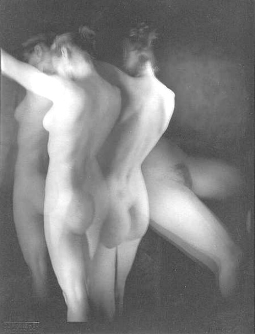 Drei Rücken from Studies of the Body by Pavel Odvody