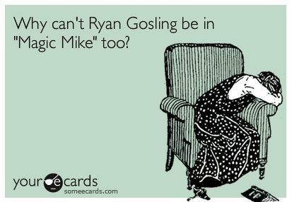 love me some Matt Bomer but RYAN GOSLING is the man, hands down..