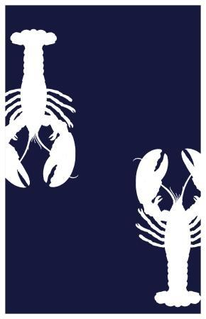 thefullerview:  summer 2012 navy lobster/david fuller