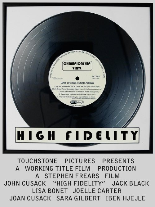 High Fidelity by wyks