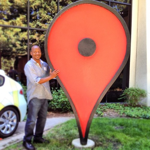 #googlemap (Taken with Instagram at Googleplex)