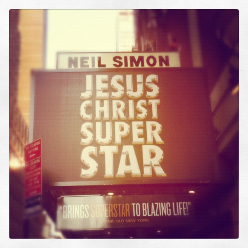 Jesus Christ Superstar!