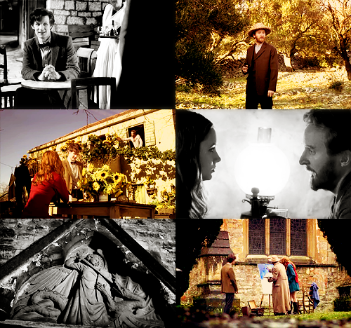 doctor who meme | eight places (02) | provence, 1890