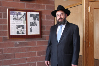 "Rabbi Benny Zippel leads Chabad Lubavitch of Utah, an orthodox synagog in Salt Lake City, Utah.  He is most well known in the community for his outreach program, Project HEART—Hebrew Education for At Risk Teens. His story is amazing; I'm just pulling together the final threads for a chapter in Your Mark On The World (which should be available before the end of the month) about the Rabbi. Born in Italy, he attended the Rabbinical College of America in Morristown, New Jersey and has been in the United States ever since. He came to Utah in 1992 and quickly found his niche.  He received a call from an anxious father from Los Angeles who told the Rabbi that his son was in a residential treatment center in Provo, Utah.  The father asked the Rabbi to visit his son, which he agreed to do. When the rabbi met with the young man, he casually asked if there were any other Jewish kids in the center.  The young man indicated that there were about a dozen.  The Rabbi began visiting with all of them each week. He learned that Utah has an unusual law regarding treatment centers for troubled teens; the law allows for the facilities to be locked down.  The teens are captive.  Most states allow teens in similar facilities to leave when they choose.  As a result, hard-core cases from around the country come to Utah. The Rabbi has worked with hundreds of youth at residential treatment centers around Utah.   Tami Harris, the Chaplain at the Heritage Schools in Provo, says that he ""helps them feel God's love again.  He awakens in them something special.""  She adds, ""It's wonderful to see them go from hopeless to hopeful."" The Salt Lake Tribune wrote a great story about him last year. I am excited to get this story finished!"
