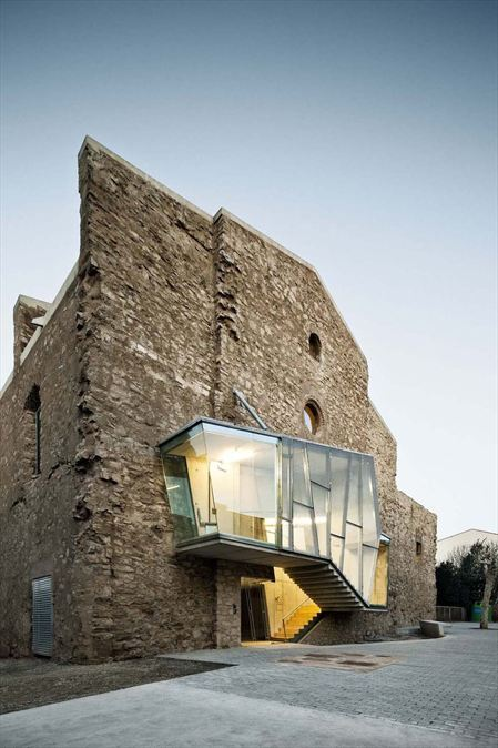 theabsolution:  Convent de Sant Francesc by David Closes