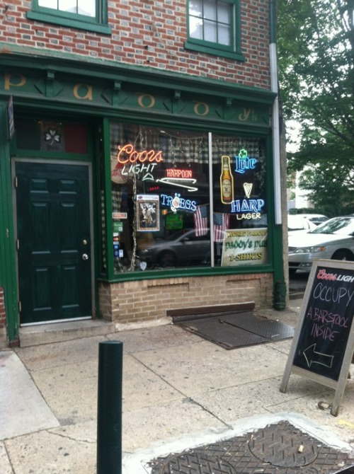 #LeisureCaucus location at #natgat Paddy's Pub http://4sq.com/bt5IvK