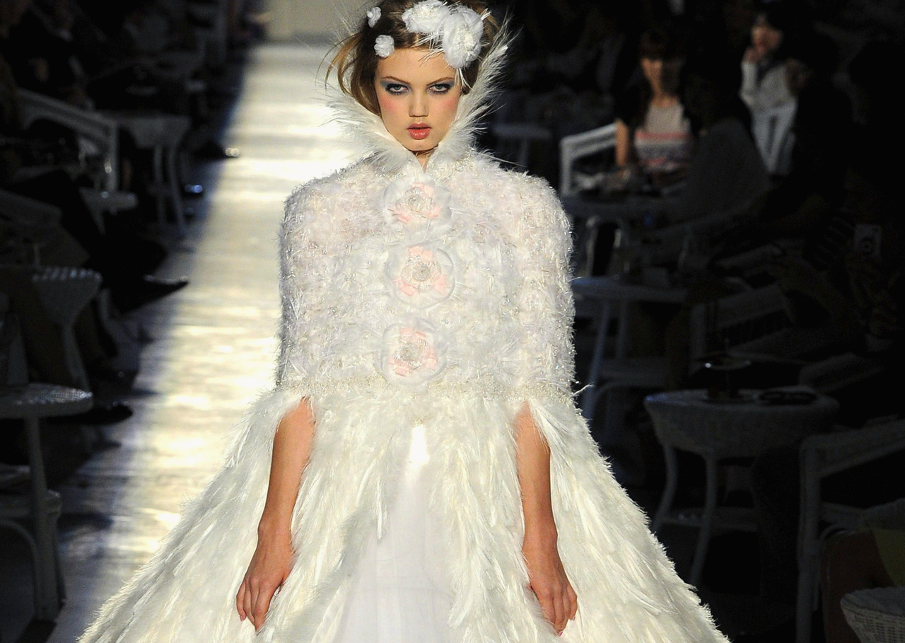 Chanel | Fall 2012 Couture