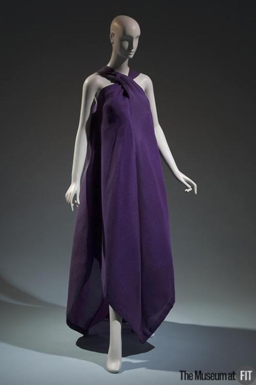 Dress Hubert de Givenchy, 1967 The Museum at FIT