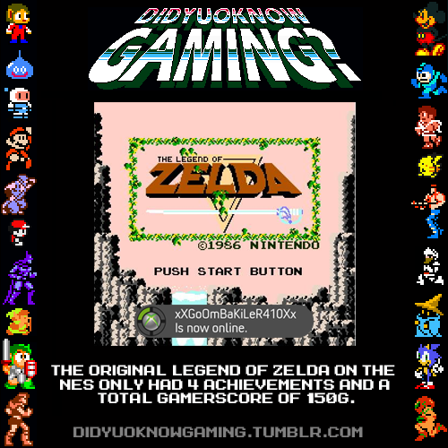 Legend Of Zelda.