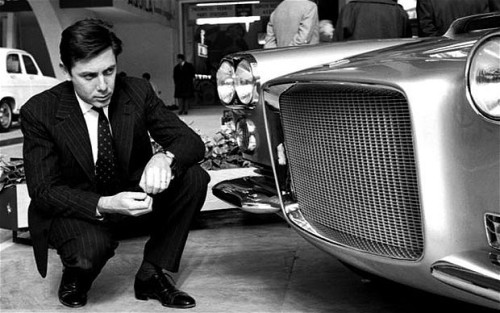 RIP Sergio Pininfarina, a designer who truly understood the concept of poetry in motion.