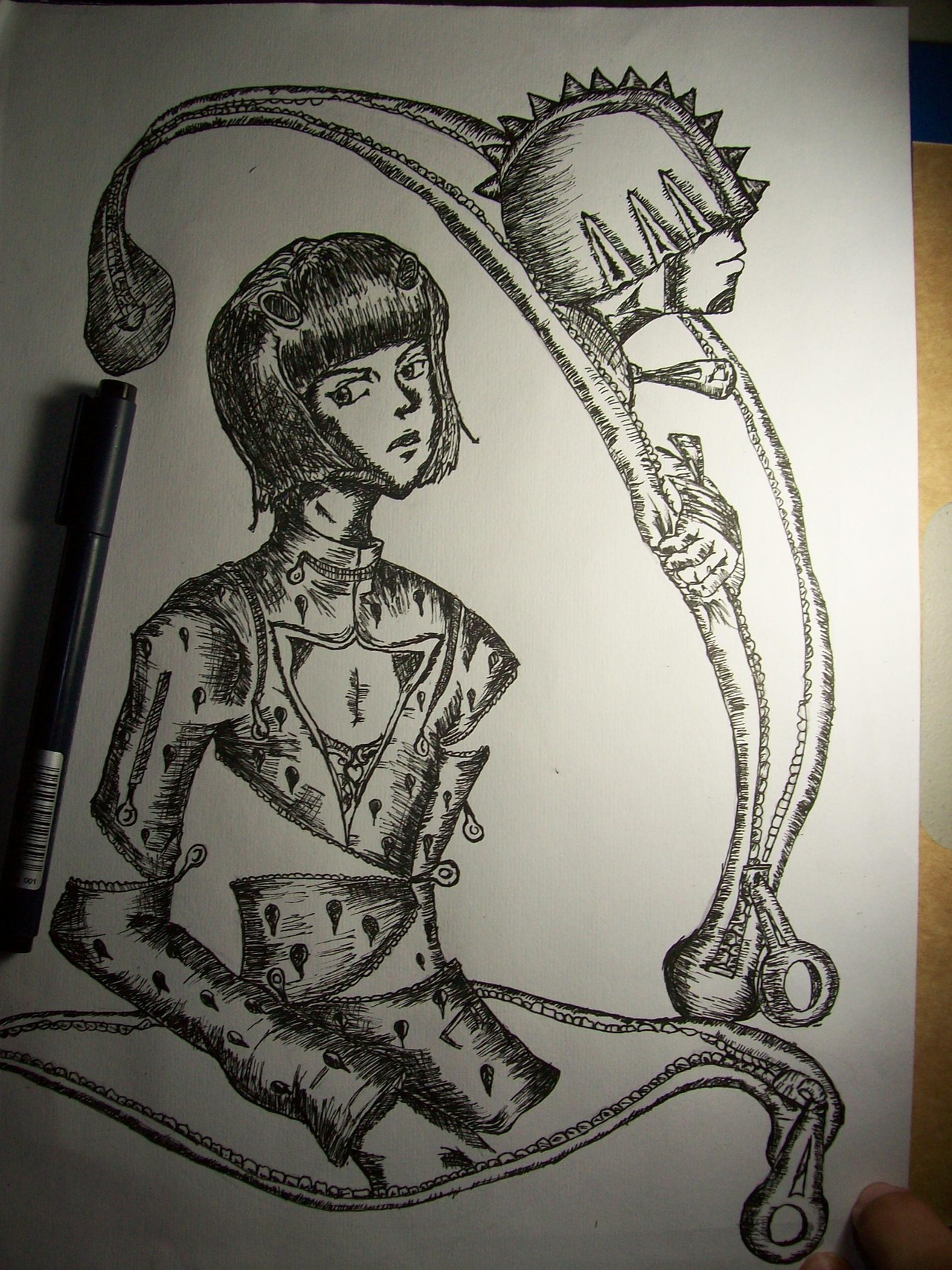 Bruno Buccellati  by rod… finally done..
