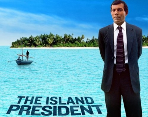 The Island President is a documentary that chronicles the attempt of the (now former) president of the Maldives, Mohamed Nasheed, to push for the international action on climate change; for the Maldives, climate change is not a future problem, but an immediate threat to the island nation, which is in danger of disappearing under rising sea levels. The documentary not only explore the country's troublesome history, but also expertly portrays how Nasheed's efforts are inevitably weighed down by the high likelihood of failure. Available on iTunes, this is an important documentary that illustrates the immediacy of an issue that we often imagine in the future tense.