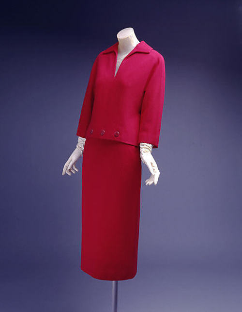 Dress Hubert de Givenchy, 1954 The Metropolitan Museum of Art