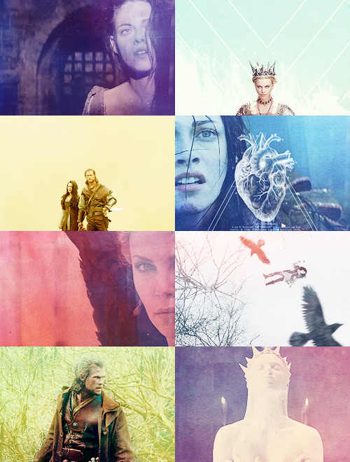 018/100 picspam→ Snow White and The Huntsman