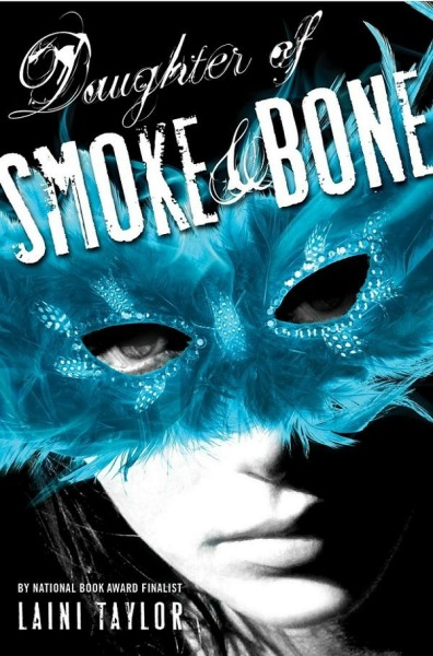 If you haven't already read Daughter of Smoke and Bone by Laini Taylor, do so. Very gorgeous writing, and the romance between the main character, Karou, and Akiva was full of pain and passion (their relationship was inspired by Romeo and Juliet). I so enjoyed this read…highly recommended! #ALikesIt