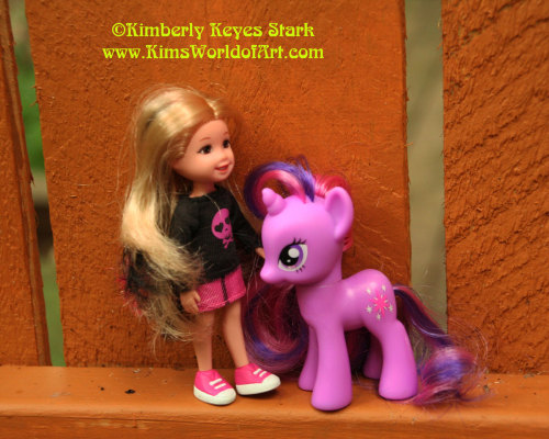 There's got to be more to this doll and pony show.