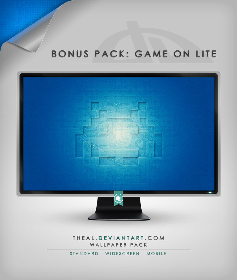 Game on Lite Wallpaper Pack by TheAl