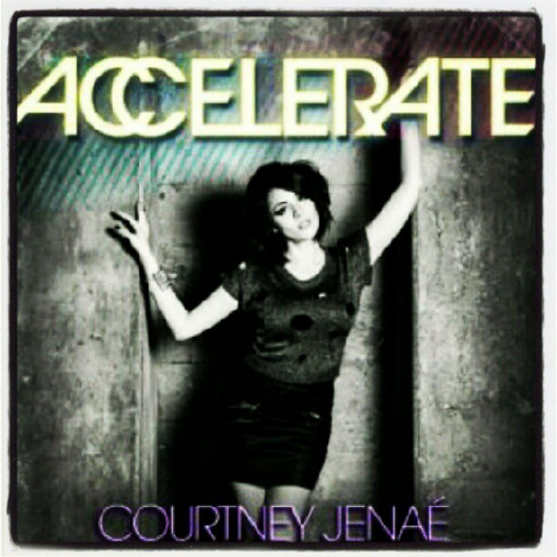 @courtyjenae All day, Every day! #courtneyjenae #accelerate #single #instagood #instacool #favoritesong #summerjam  (Taken with Instagram)