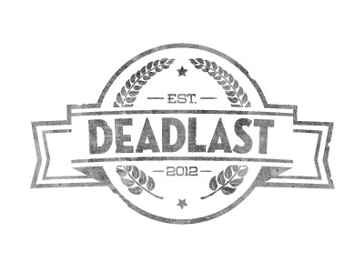 visualgraphic:  Deadlast  I love this logo.