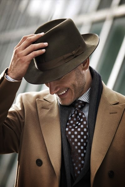 Nothing quite like a decent fedora.