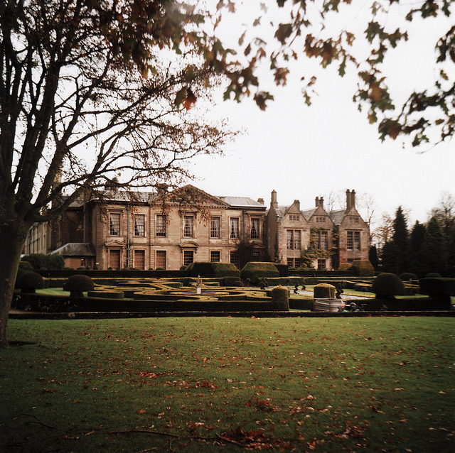 jamespbrady:  Coombe Abbey by Nik Sibley on Flickr.