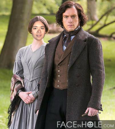 with Mr. Rochester
