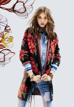 looking forward to fall layering (via Fashion Gone Rogue)