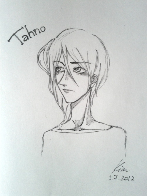 megane-koneko:  Also here is a Tahno with lot's of eye lashes…