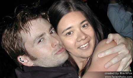 I've always wanted a Tennant Hug