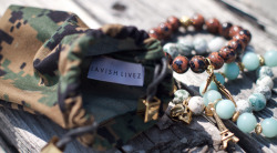 In celebration of the 4th we are offering $10 off on all bracelets!!!  Buy now!  Please share this and support.  Thank you!!