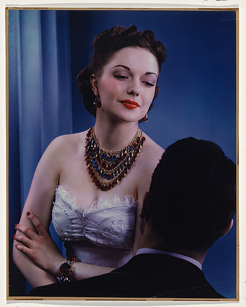 sisterwolf:  Untitled [Portrait of Gene Tierney]- Anton Bruehl, c.1943
