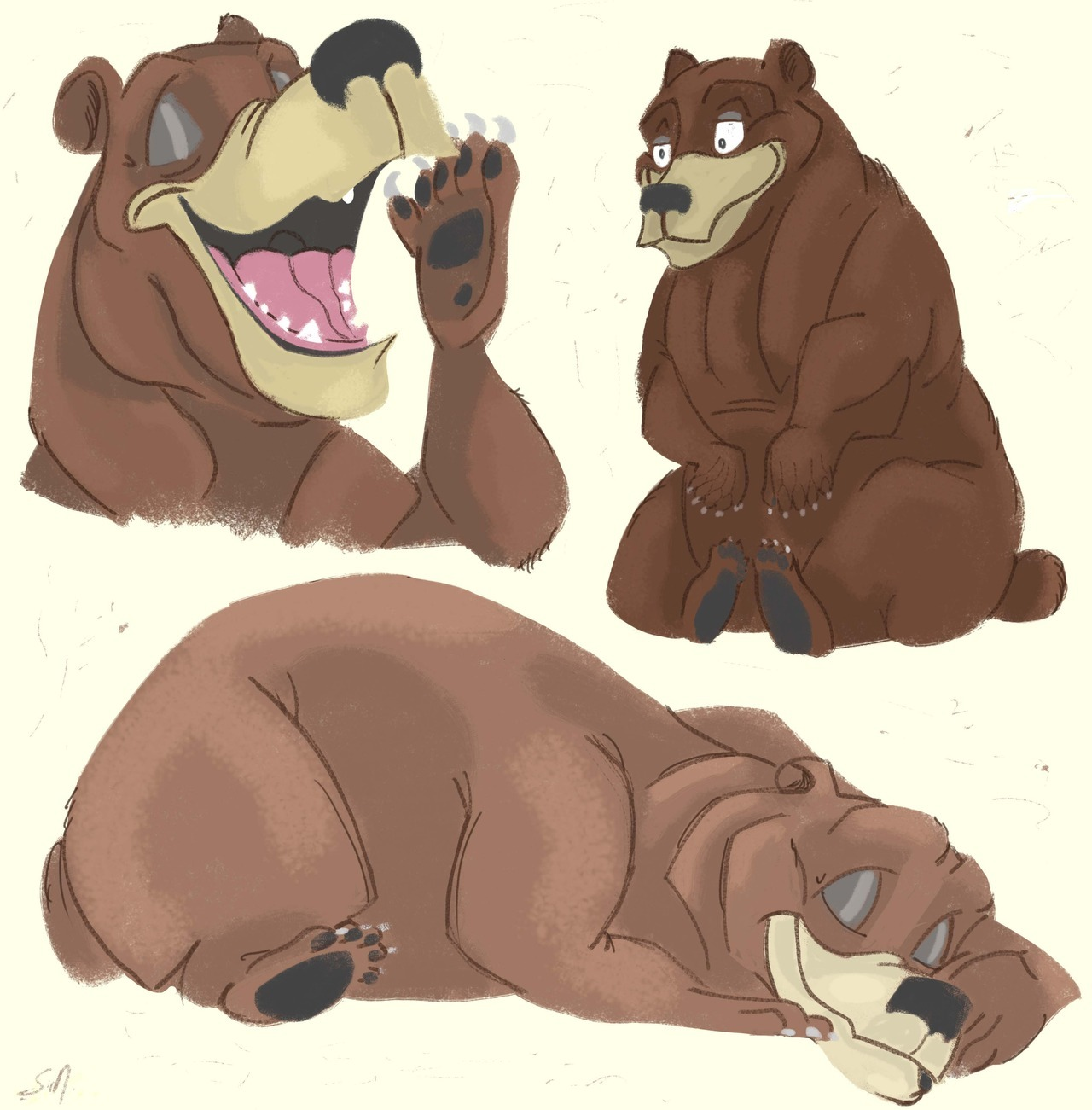 Just some bears.