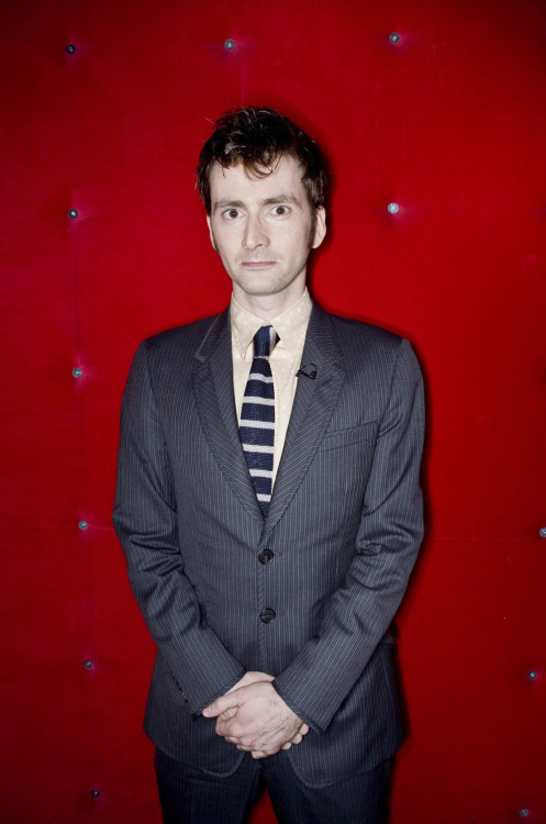 hotchaolic:  77/100 David Tennant